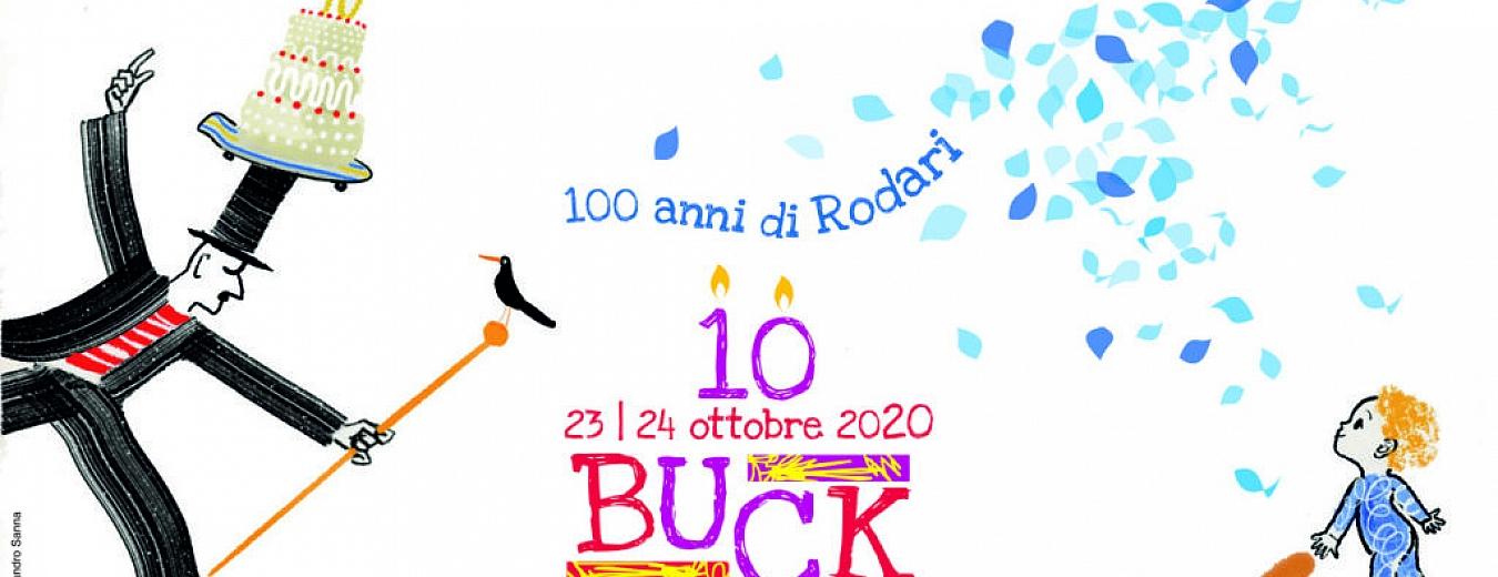 10 anni di Buck
